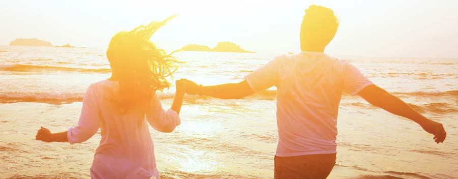 ensaio na praia casamento